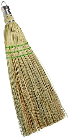Magnolia Brush 229 15-Inch Corn Whisk Broom, (Carton of 12)