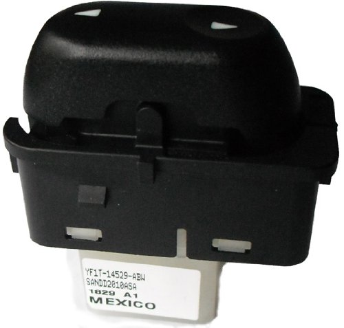 NEW 2000-2003 OEM Windstar Window Control Switch Ford (IMPORTANT: Only fits 2000 Windstars built on or after 5/13/00).(2000 2001 2002 2003 00 01 02 03 Passenger side, power, button, panel, door, lock) (1994 Toyota Pickup Door Panel compare prices)