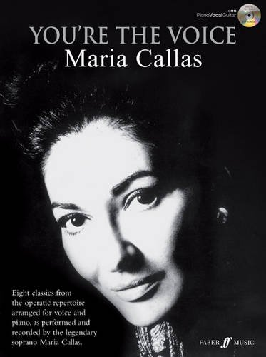 Maria Callas: (Piano, Vocal, Guitar) (You're the Voice)