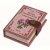 BOOK型 紙石けん ローズゼラニウム(ピンク) G-6016D