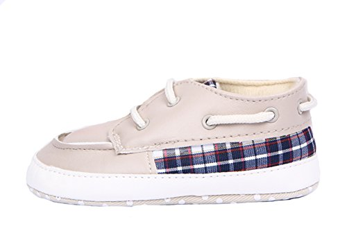 Baby Boy Boat Shoes front-783683