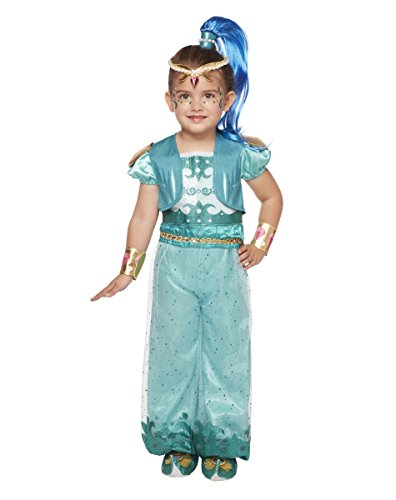 Shine Costume Deluxe - Shimmer and Shine