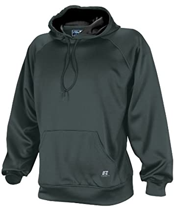 Russell Athletic Men's Technical Performance Fleece Pullover Hood