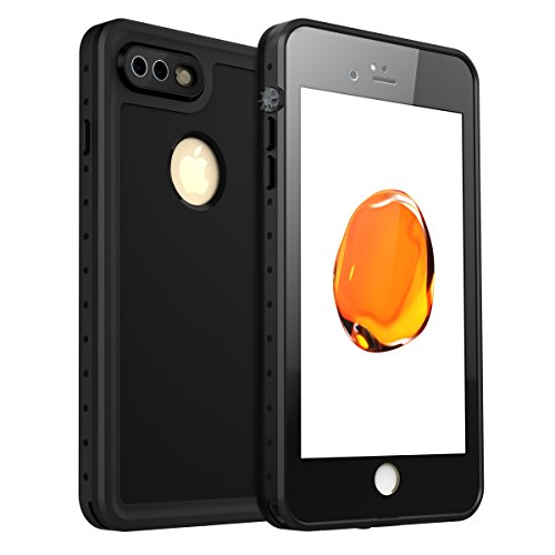 the latest 4b5a8 1053e iPhone 7 Plus Waterproof Case, iThrough Underwater Case for - Import It All