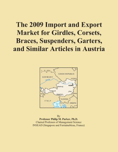 The 2009 Import and Export Market for Girdles, Corsets, Braces, Suspenders, Garters, and Similar Articles in Austria