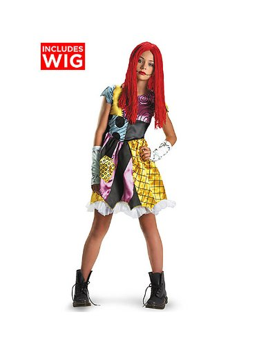 Sally Tween Costume Size: 14-16