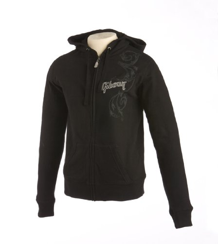 Gibson-Gear-GA-BLWHOODLG-Gibson-Logo-Womens-Hoodie-Large
