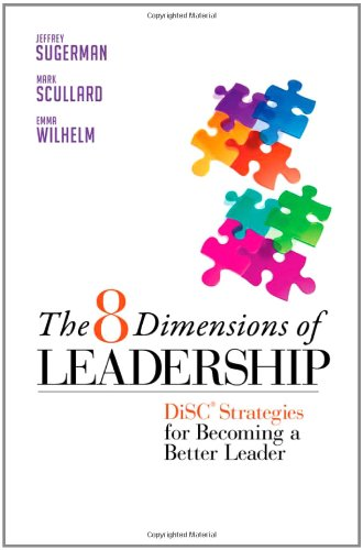 The 8 Dimensions of Leadership: DiSC Strategies