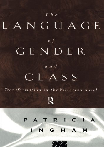 language-of-gender-and-class-transformation-in-the-victorian-novel