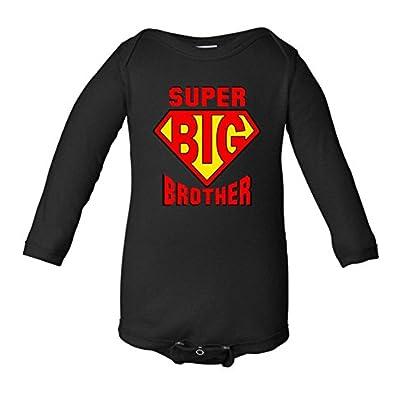 Super Big Brother Infant Long Sleeve Bodysuit
