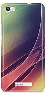 Lava Iris X8 Back Cover by Vcrome,Premium Quality Designer Printed Lightweight Slim Fit Matte Finish Hard Case Back Cover for Lava Iris X8