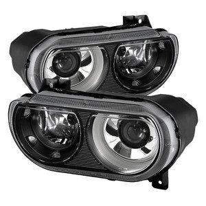 xtune-hd-jh-dchal08-hid-bk-dodge-challenger-halo-headlamp-by-xtune
