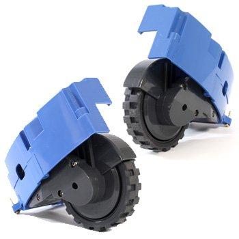ルンバ(Roomba)iRobot(アイロボット)専用 『ルンバタイヤ 左右セット』 -