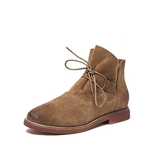 wangfeier-womens-fashion-casual-all-match-solid-beautiful-lace-up-boots-size-5-uk-brown