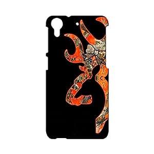 BLUEDIO Designer Printed Back case cover for HTC Desire 728 - G7939