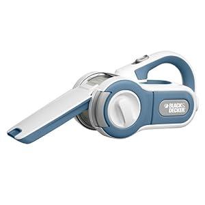 Black & Decker Pivoting-Nose Cordless Vacuum