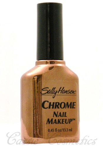 Sally Hansen Chrome Nail Polish - Pink Diamond Chrome 45