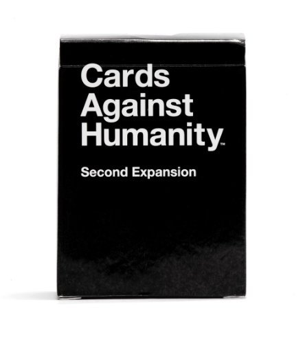 100 More New Cards (75 White Cards And 25 Black Cards) - Cards Against Humanity: Second Expansion Special Offers