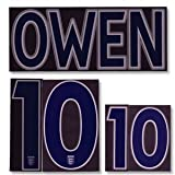 Owen 10 05-07 England Home Name and Number Transfer