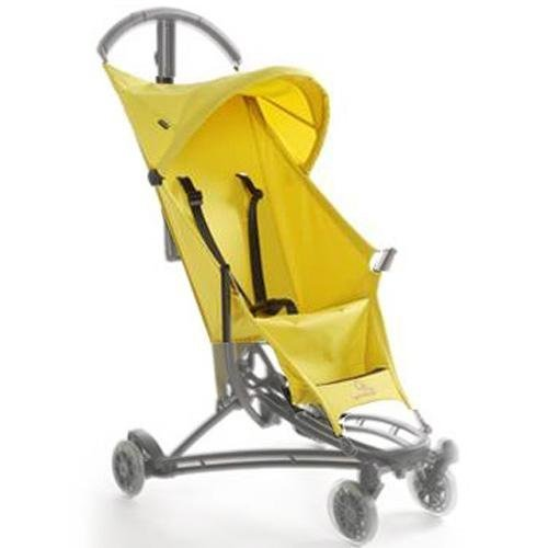 Quinny CV242ALP Yezz Stroller Seat Cover - Yellow Move by Quinny [並行輸入品]