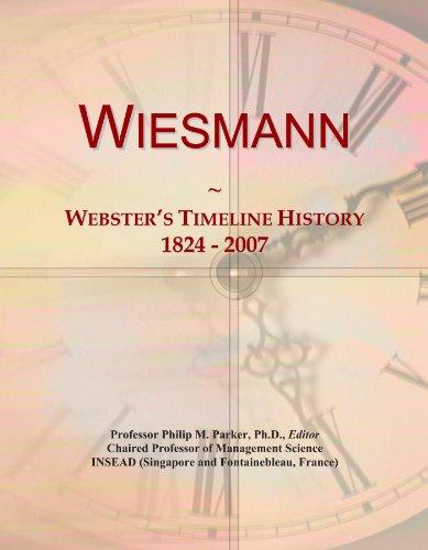 wiesmann-websters-timeline-history-1824-2007