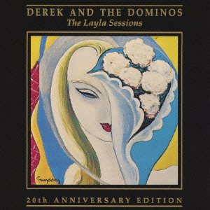 Derek & the Dominos - Layla Sessions (Shm-CD) - Zortam Music