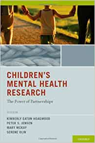 Amazon.com: Children's Mental Health Research: The Power of Partnerships (9780195307825