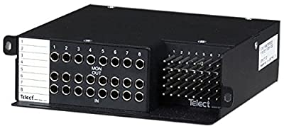 TELECT Multifunction Connectivity Module - 8 Term. DS1 (ELF-1008-1100)