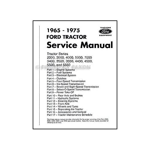 Contents contributed and discussions participated by samuel walters repair manual for 3000 ford tractor fandeluxe Gallery