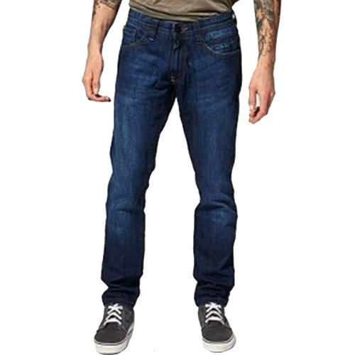 Boxfresh Mens Wasili Slim Fit Jeans - Blue - 34L