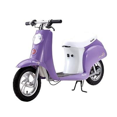 Amazon.com : Razor Pocket Mod Miniature Euro Electric Scooter