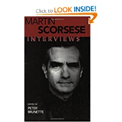 Martin Scorsese: Interviews (Conversations with Filmmakers Series)