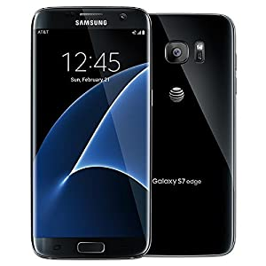 Samsung Galaxy S7 Edge G935A (AT&T) 32GB (Black Onyx)