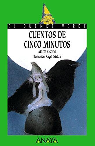 Cuentos de cinco minutos (Literatura Infantil (6-11 Años) - El Duende Verde)