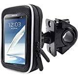 Navitech Cycle / Bike / Bicycle Waterproof Holder Mount And Case. Ideal For Dedicated SatNavs Up To 6