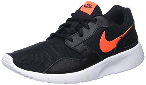 Nike Kaishi, Scarpe Running Bambino, Nero (Blk/Ttl Crmsn-White-Dk Prpl Ds), 37.5 EU