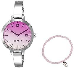 Esprit ES - Amelia Analog Multi-Colour Dial Womens Watch - ES107242007