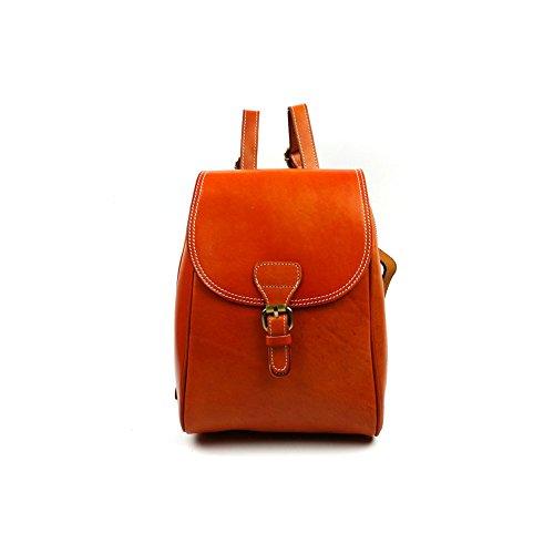 benningco-womens-fashion-bagpack-practical-school-bag-labtop-backpackorange