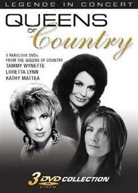 Queens of Country - Legends in Concert