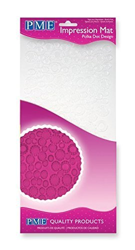 pme-icing-fondant-impression-imprint-mat-sugarcraft-cake-decorating-polka-dot