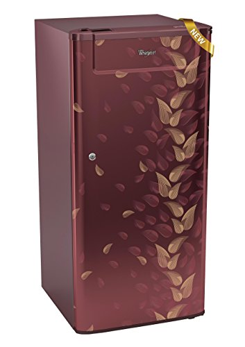 Whirlpool 200 Genius CLS Plus 3S 185 Litres Single Door Refrigerator (Fiesta)