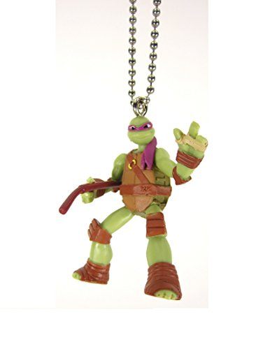 "Teenage Mutant Ninja Turtles Figure Key Chain Mini Figure 1.5""- Donatello"