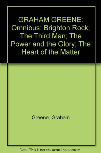 an analysis of the heart of the matter a novel by graham greene Graham greene: graham greene  greene's finest novel, the power and the glory  the heart of the matter (1948 film 1953.