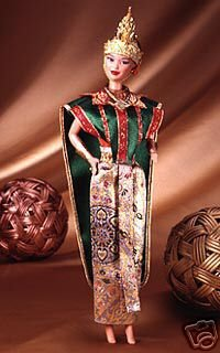 Thai Barbie (Collector Edition, Dolls of the World) - Buy Thai Barbie (Collector Edition, Dolls of the World) - Purchase Thai Barbie (Collector Edition, Dolls of the World) (Barbie, Toys & Games,Categories,Dolls,Playsets,Fashion Doll Playsets)