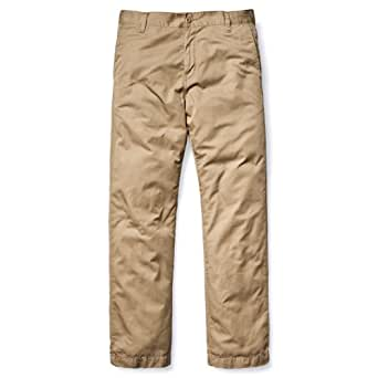 """Mens """"CARHARTT"""" Station Pant Leather Rinsed Jeans Waist 30 Inseam 32"""