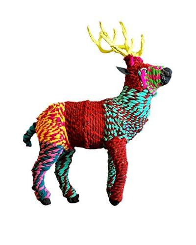 Chindi Turning Head Deer, Multi
