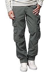 Match Men's Ranger Work Wear Utility Cargo Pants #6325