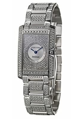Concord Delirium Women's Quartz Watch 0311093