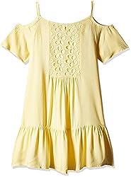 Pumpkin Patch Girls' Dress (S5GL80020_Popcorn_5)