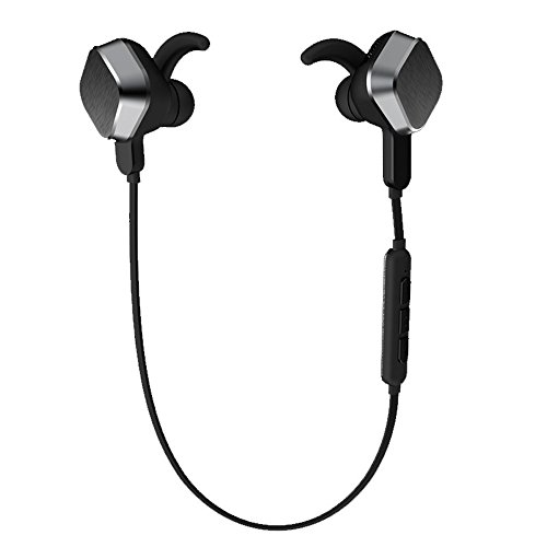 bluetooth headphones oittm universal sport running headphones magnetic wireless nfc bluetooth. Black Bedroom Furniture Sets. Home Design Ideas